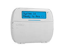 DSC security system